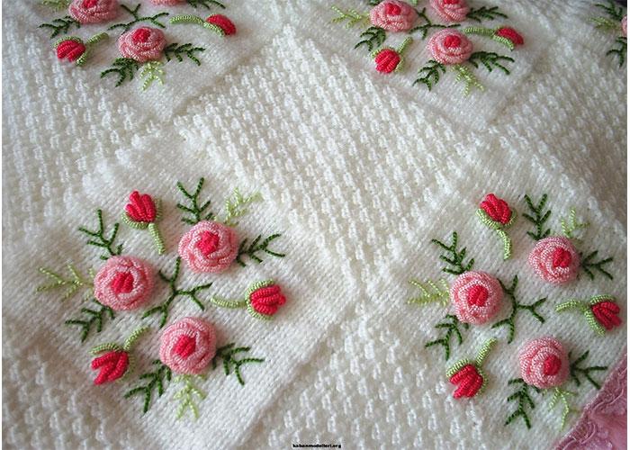 bebek battaniyesi örnekleri 9