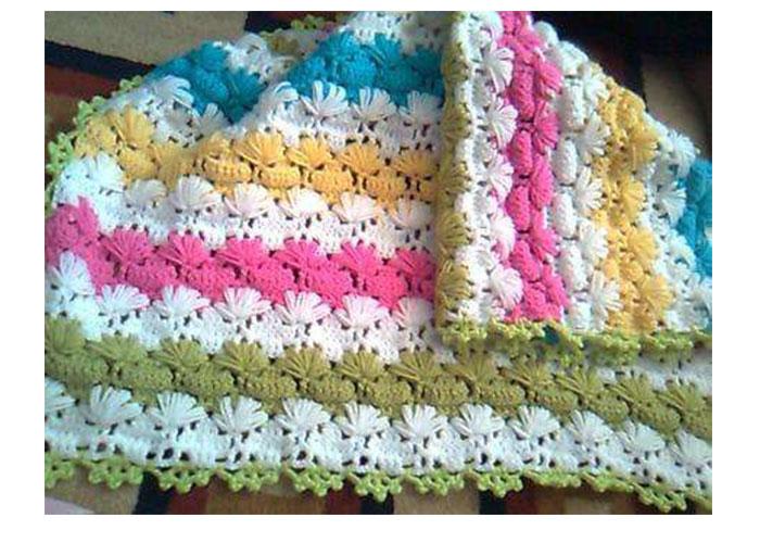 bebek battaniyesi örnekleri 10