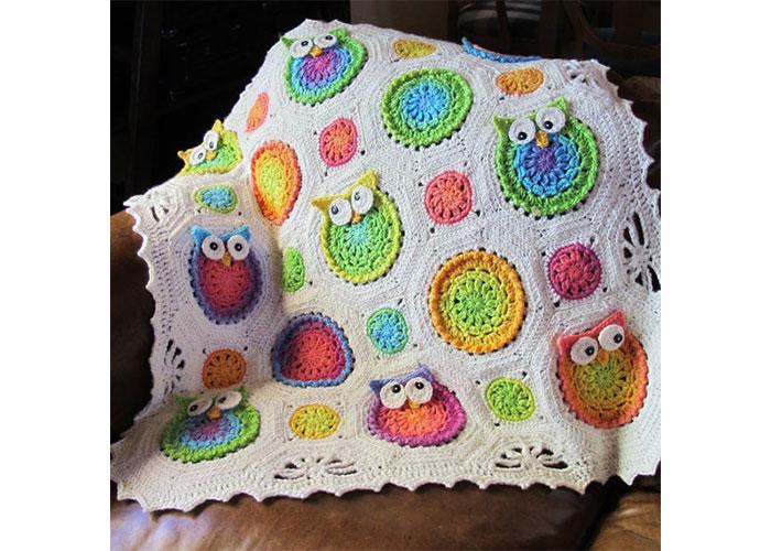 bebek battaniyesi örnekleri 11