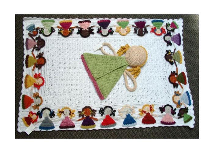 bebek battaniyesi örnekleri 2