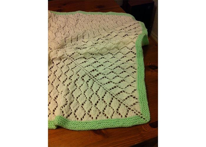bebek battaniyesi örnekleri 6