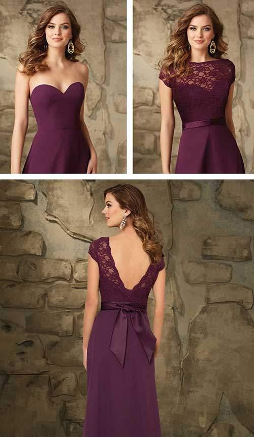 kırmızı dantel elbise modelleri 9