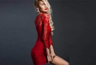 Kırmızı Elbise Ve Kırmızı Dantel Elbise Modelleri