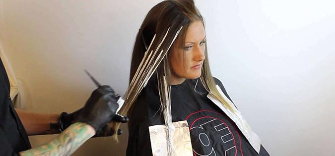 omre saç yapılışı