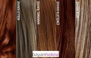 Buğday Tenliler İçin En Uygun Saç Renkleri Nelerdir ?